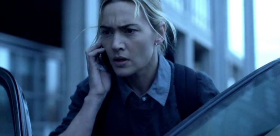 Kate Winslet tracks down the man infected on the bus in Contagion