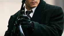 Johnny Depp stars as John Dillinger